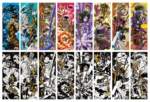 JoJos Bizarre Adventure Stardust Crusaders- Chara Pos Collection- Single BLIND BOX