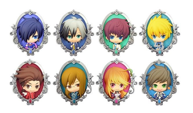 Tales of Series- Deco Rich- Single BLIND BOX