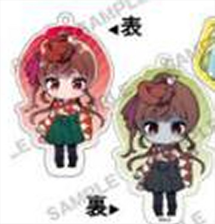 Zombie Land Saga - Yugiri Double Faced Acrylic Keychain