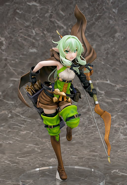 Goblin Slayer - 1/7 High Elf Archer PVC Figure