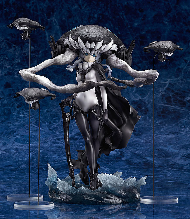Kantai Collection - 1/8 Aircraft Carrier Wo-Class PVC Figure