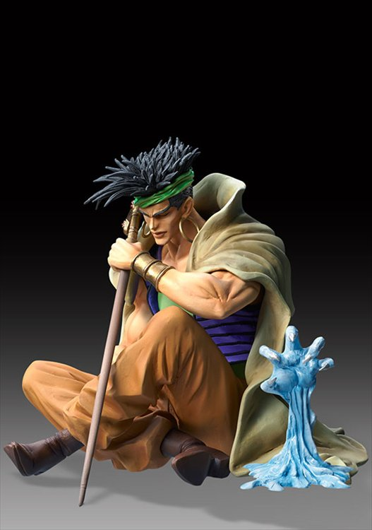 JoJos Bizarre Adventure- N Dour and Geb Part III 52 Statue Legend
