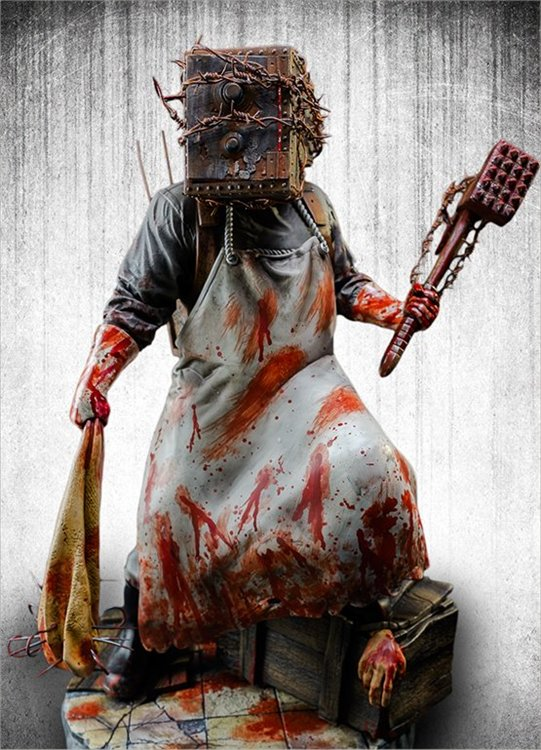 The Evil Within- The Keeper PVC Figure