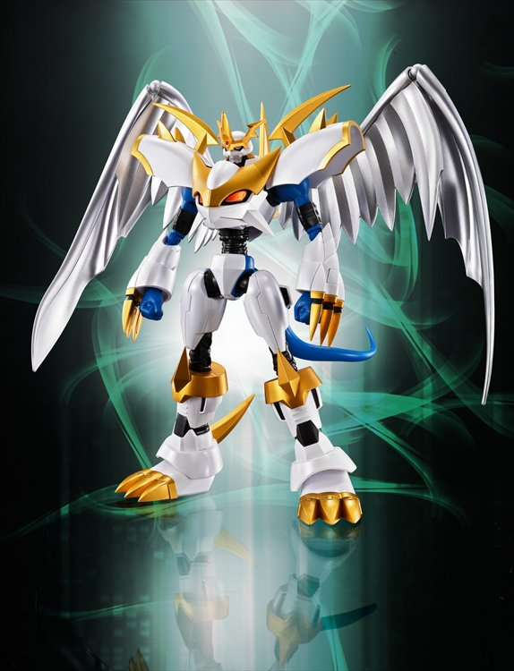 Digimon- Imperialdramon Paladin Mode SH Figuarts