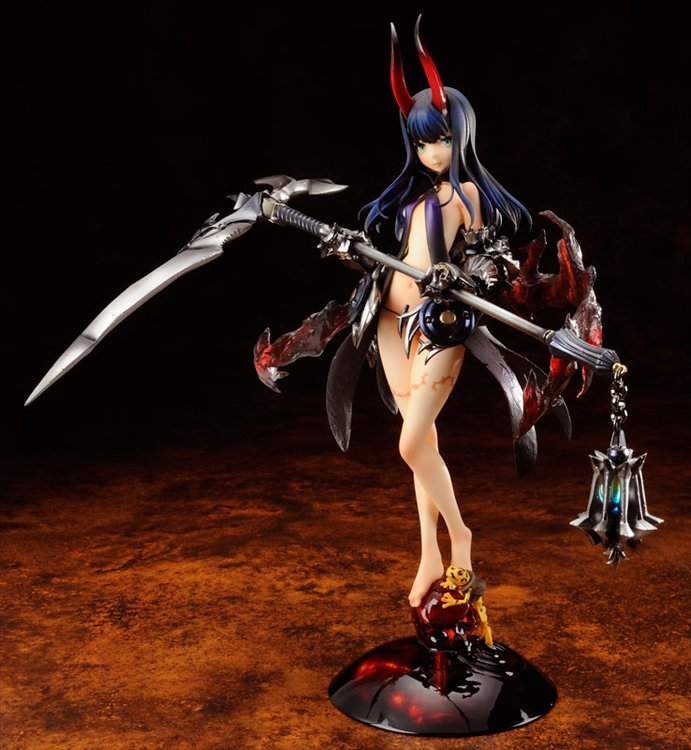 Black Arts Keeper- Diabolus Macrodontia- Tibalta Regular Edition PVC Figure