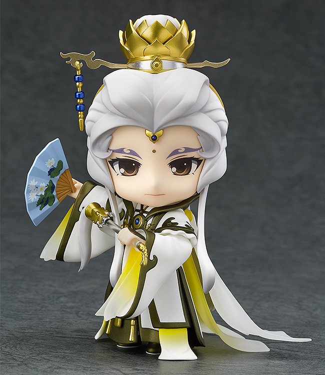 PILI XIA YING Unite Against the Darkness - Su Huan-Jen Against the Darkness Ver. Nendoroid