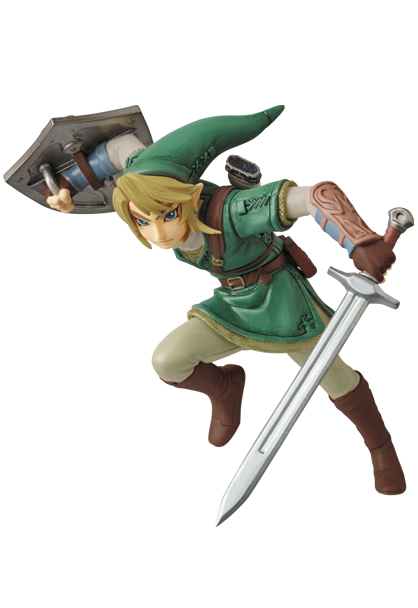 The Legend of Zelda - Link Twilight Princess Ver. UDF Figure