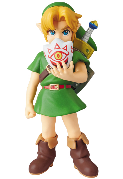The Legend of Zelda - Link Majoras Mask Ver. UDF Figure