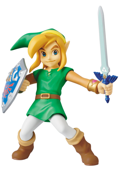 The Legend of Zelda - Link Triforce of the Gods Ver. UDF Figure