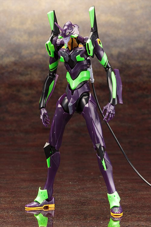 Evangelion 3.0 You Can Not Redo - Non Scale Test Type-01 Night Combat Ver. Model Kit