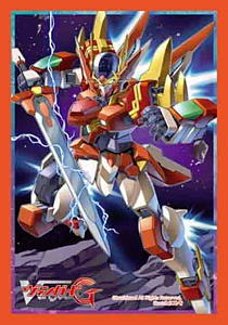 Bushiroad Sleeve Collection Mini Vol.135 Card Fight Vanguard G Meccha Battler Victhor