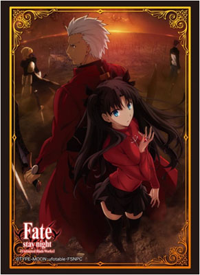 Bushiroad Sleeve Collection HG Volume 777- Fate/Stay Night Unlimited Blade Works- Tohsaka and Archer