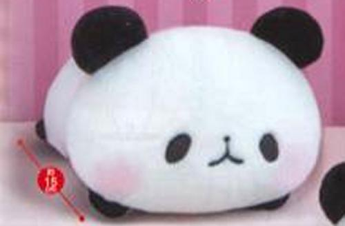 Rice Cake Animal - Small Panda Plush A