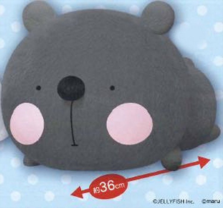 Banpresto Plush - Black Bear Large Plush