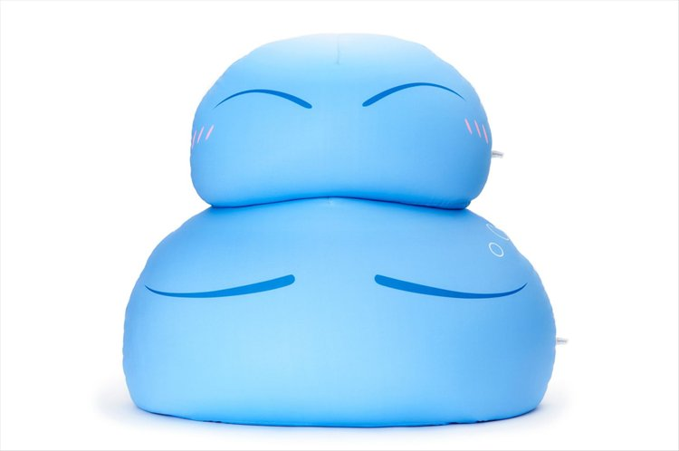That Time I Got Reincarnated As A Slime - Immersed In Rimuru Big Cushion